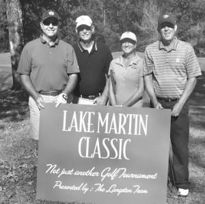Michael Langston 2012 Lake Martin Golf Classic