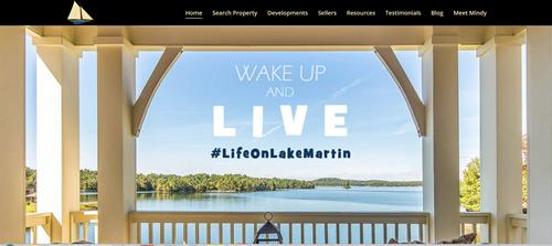 life on lake martin