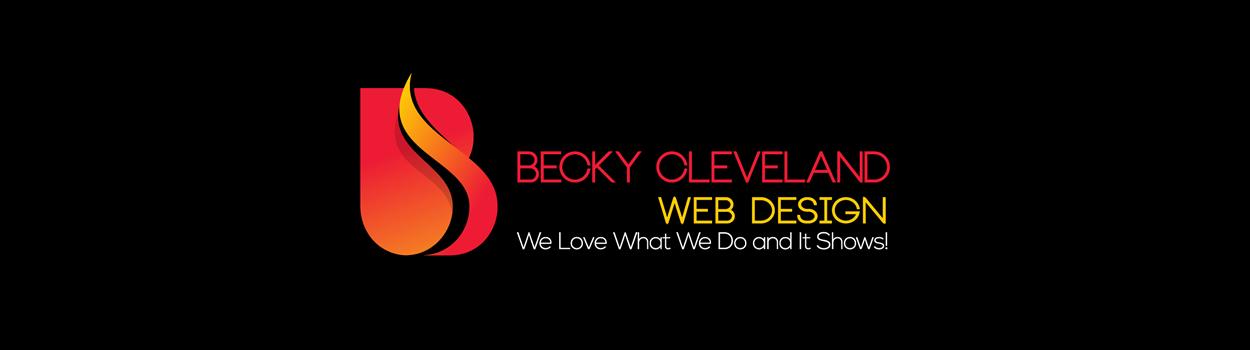 becky cleveland web design