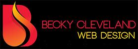 Becky Cleveland Web Design Artist : Design responsive wordpress websites -